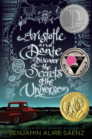 Reseña: Aristotle and Dante discover the secrets of the universe - Benjamin Alire Sáenz