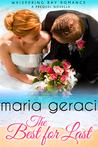 The Best For Last (Whispering Bay romance, #4)