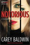 Notorious (Cassidy & Spenser #3)
