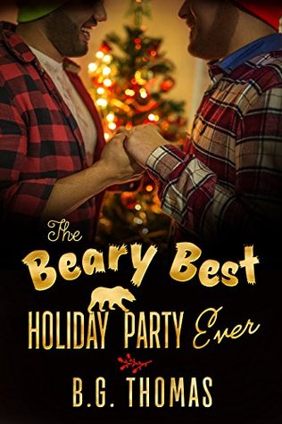 Advent Calendar Book Review: The Beary Best Holiday Party Ever by B. G. Thomas