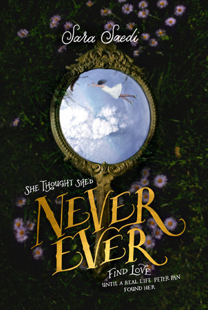 3 Reasons To Read… Never Ever by Sara Saedi