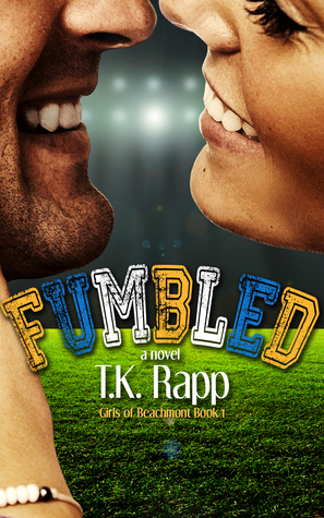 Fumbled (The Girls of Beachmont, #1)