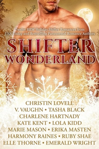 Review: Shifter Wonderland (@Mollykatie112, @christinlovell, @Violet_Vaughn, @ElleThorneBooks, @Wright_Emerald)