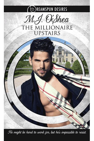 Release Day Review: The Millionaire Upstairs by M.J. O'Shea