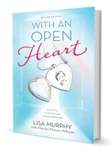 With an Open Heart, Revised Edition by Lisa   Murphy