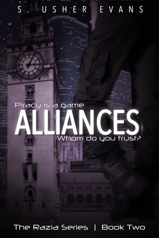Alliances (Razia, #2)