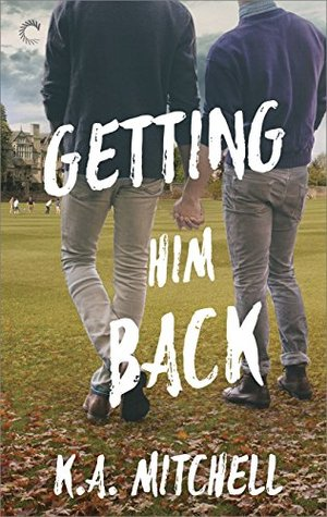 Getting Him Back (Ethan & Wyatt #1)