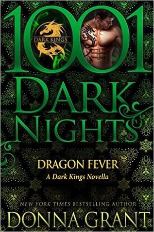 {Tour} Dragon Fever by Donna Grant (with Excerpt)