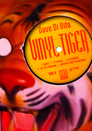 Vinyl Tiger by Dave Di Vito