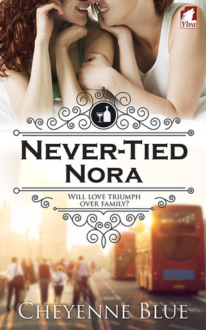 Book Review: Never-Tied Nora (Girl Meets Girl #1) by Cheyenne Blue