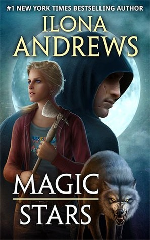 Review: Magic Stars by Ilona Andrews (@jessicadhaluska, @ilona_andrews)
