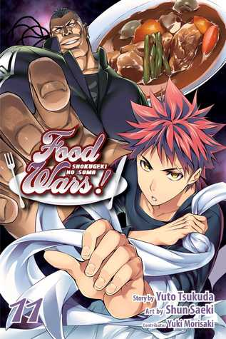 Food Wars!, Vol. 11: Shokugeki no Soma
