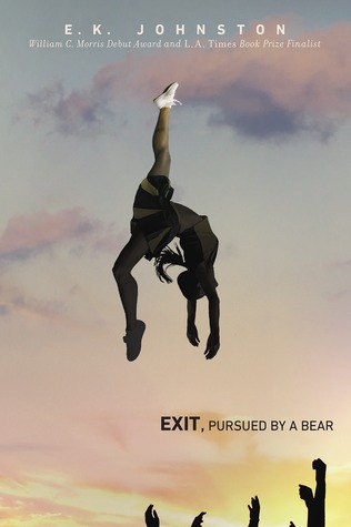 https://www.goodreads.com/book/show/25528801-exit-pursued-by-a-bear?ac=1&from_search=1&from_nav=true