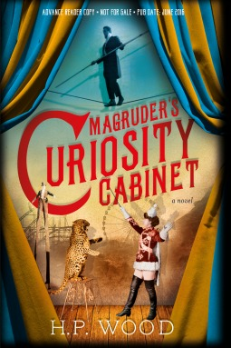 cover Magruder's Curiosity Cabinet