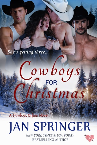 Cowboys for Christmas by Jan Springer