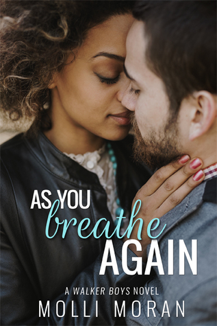As You Breathe Again by Molli Moran