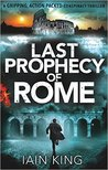 Last Prophecy of Rome (Myles Munro #2)