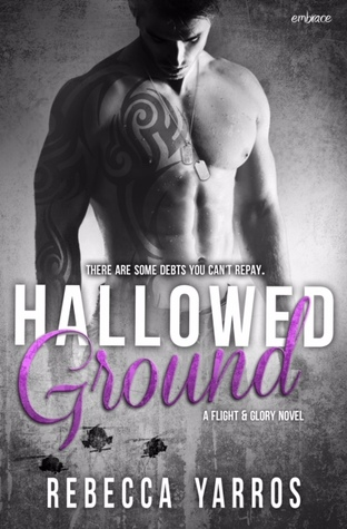 Hallowed Ground (Flight & Glory, #4)