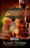 Justice for Corrie (Badge of Honor: Texas Heroes, #3)