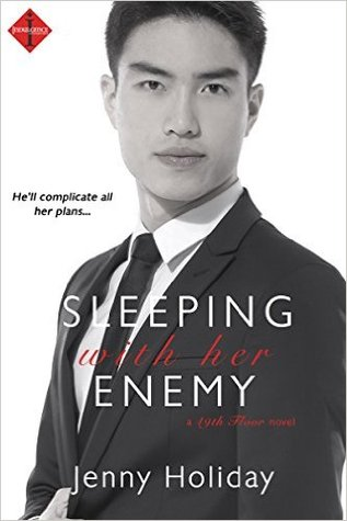 {Review} Sleeping with Her Enemy by Jenny Holiday