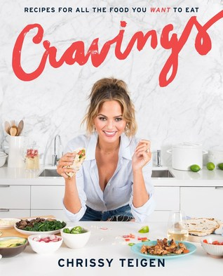 Cooking author Chrissy Teigen
