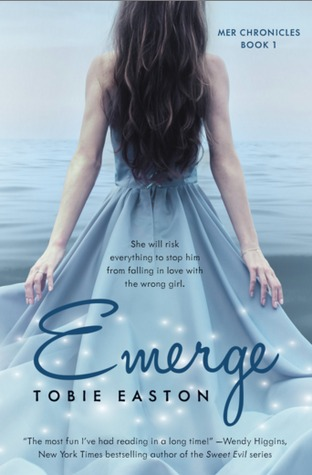Emerge by Tobie Easton Book Cover