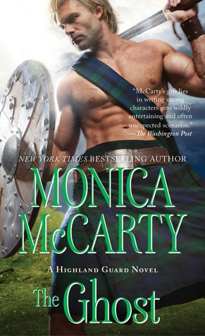 Review:  The Ghost by Monica McCarty