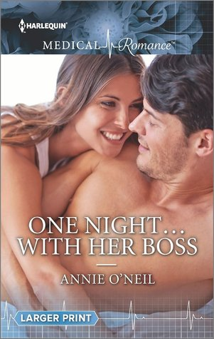 One Night...With Her Boss by Annie O'Neil