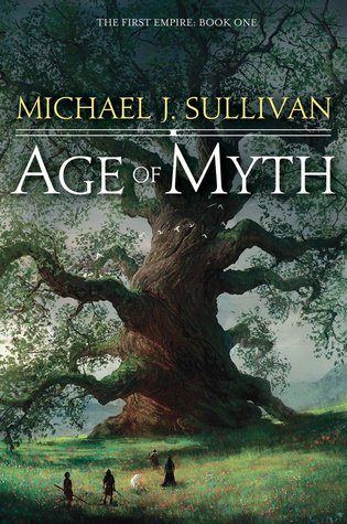 Age of Myth (The First Empire #1)