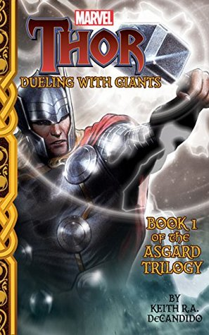 Thor: Dueling with Giants (Marvel's Tales of Asgard)