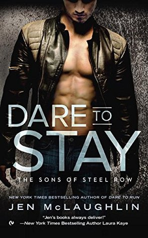 {Review} Dare to Stay by Jen McLaughlin