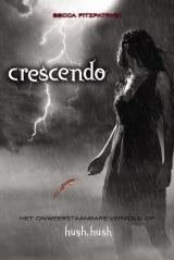 Crescendo (Hush, Hush #2) – Becca Fitzpatrick