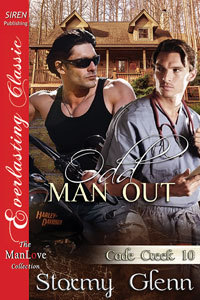 Book Review: Odd Man Out (Cade Creek#10) Stormy Glenn