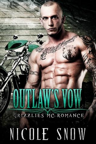 Outlaw's Vow: Grizzlies MC Romance