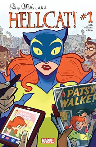 Patsy Walker, A.K.A. Hellcat! (2015-) #1