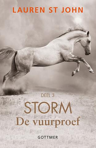 De vuurproef (Storm #3) – Lauren St. John