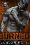 Burned   (Devil's Blaze MC, #2)