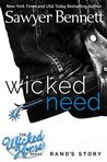 Wicked Need (The Wicked Horse, #3)