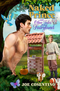 New Release Review: The Naked Prince and Other Tales from Fairyland by Joe Cosentino