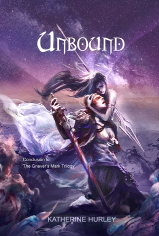 Unbound (The Griever's Mark #3)