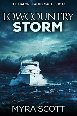 Thriller romance review: 'Lowcountry Storm' by Myra Scott