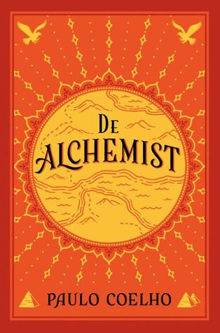 De Alchemist by Paulo Coelho