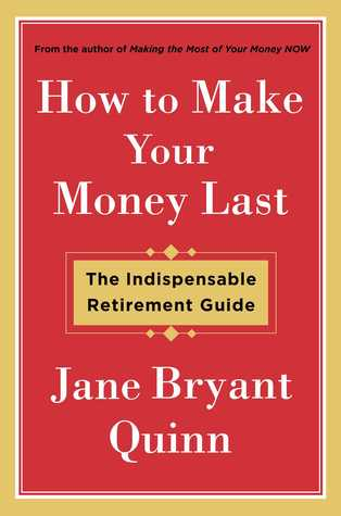 Business & Finance author Jane Bryant Quinn