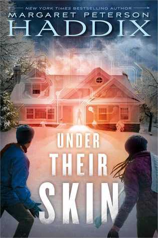 {Review} Under Their Skin by Margaret Peterson Haddix
