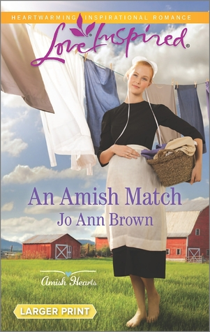 An Amish Match (Amish Hearts, #2)