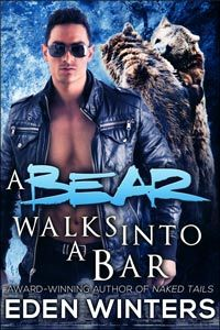 Recent Release Review: A Bear Walks Into a Bar by Eden Winters