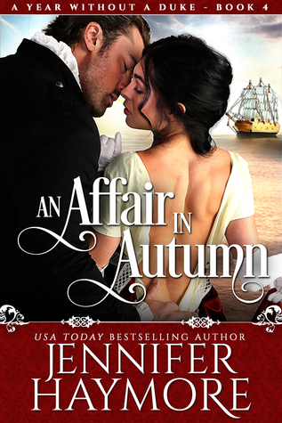 An Affair in Autumn (House of Trent, #3.5; A Year Without a Duke, #4)