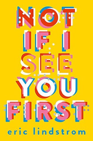 Not If I See You First book cover