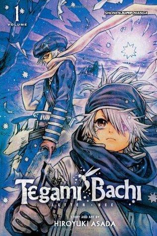 Tegami Bachi: Letter Bee, Volume 1