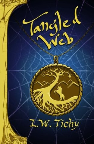 Tangled Web (The Arrynna Do Trilogy ) by L.W. Tichy